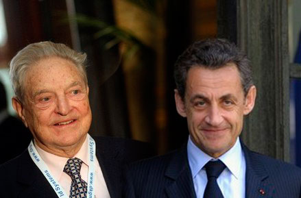 Sarkozy and Soros Send Negotiator To White Dragon Society re Euro Collapse