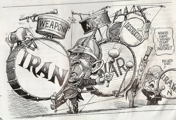 World War III: The Launching of a Preemptive Nuclear War against Iran
