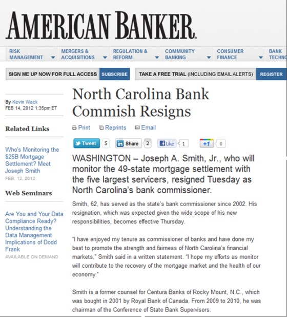 http://www.americanbanker.com/issues/177_31/north-carolina-bank-commish-resigns-1046661-1.html