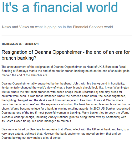 http://www.itsafinancialworld.net/2011/09/resignation-of-deanna-oppenheimer-end.html