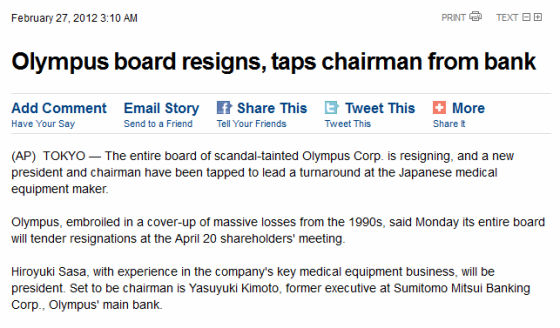 http://www.cbsnews.com/8301-505245_162-57385576/olympus-board-resigns-taps-chairman-from-bank/