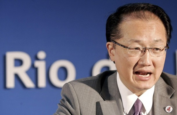 New Head of the World Bank Will Come From Asia