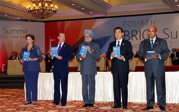 BRICS Breaking Away from The Fiat Dollar