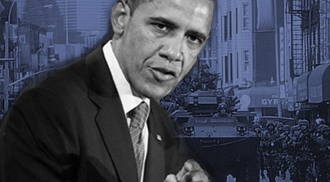 Obama Declares National Emergency