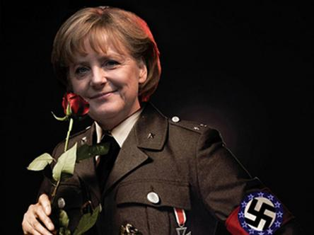 Hitler Was A Rothschild And so is Hitler's Daughter Angela Merkel ...