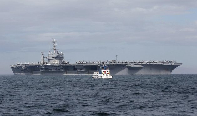 Could US Warships and A Cabalist-Senator Disrupt the Big Event?