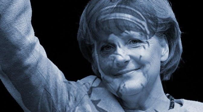 Merkel is No Angel But a Hitler