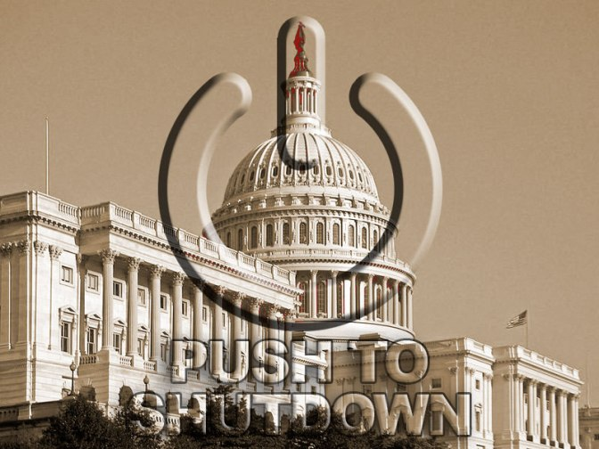 Shutting Down the UNITED STATES Corporation