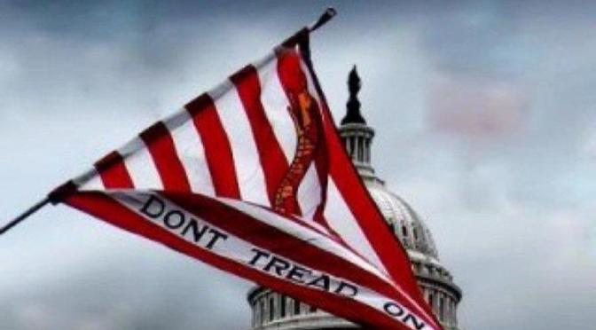 Secession or Re-Declaration for Freedom?