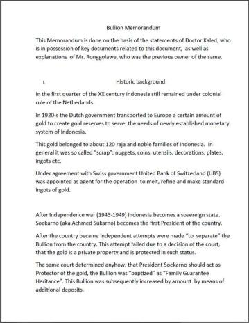 UBS Goes Down – GS Update [2 Dec 2012] | Covert Geopolitics