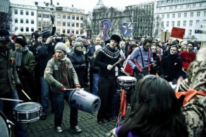 Iceland Revolution: Template for Change