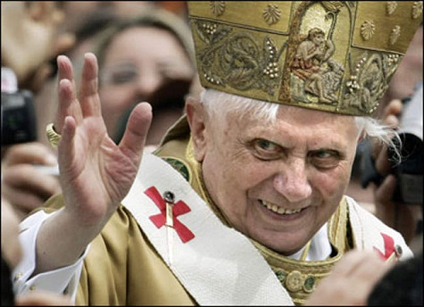 Demons Admit Guilt; Pope Will Be Hiding in Hell