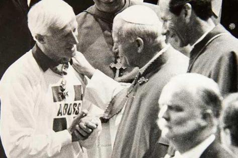 savile and pope jp2