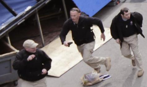 DHS Agents on the run after the Boston Marathon Bombing?