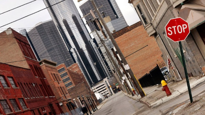 Detroit Files Biggest Bankruptcy Ever
