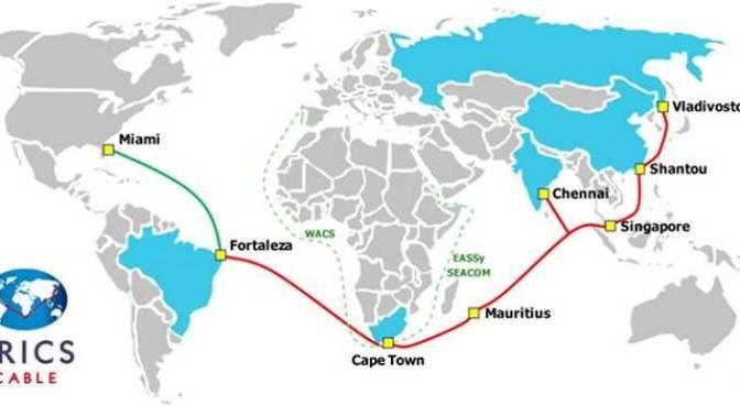 BRICS Independent Internet