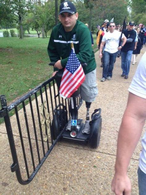 disabled vet carry barrycade