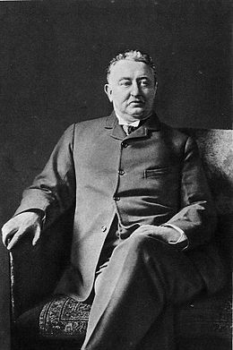 Cecil Rhodes: Architect of the globalist 'Round Table' steering group.