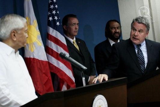 dfa-briefing-albert-del-rosario-us-representatives-20131125