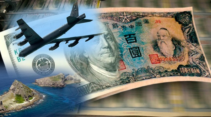 China's Plan to Ditch Dollar Triggered B-52 Intrusion