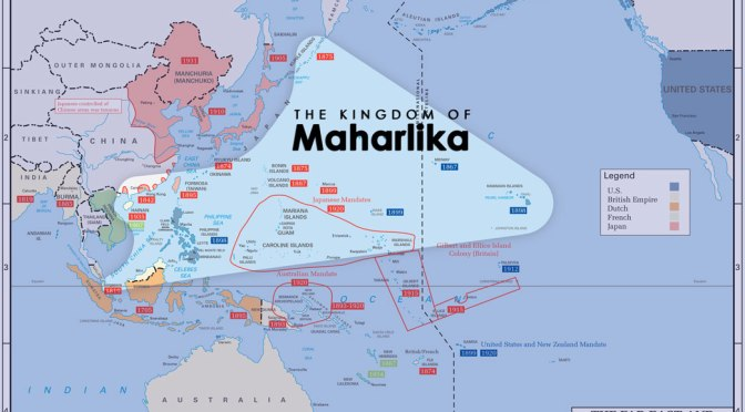 Lost Land of Maharlika