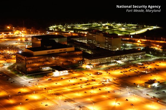 NATIONAL SECURITY AGENCY (NSA) With a budget request of $10.8 billion, the NSA is the second-largest agency in the U.S. intelligence community. It is headquartered in Fort Meade, Maryland.