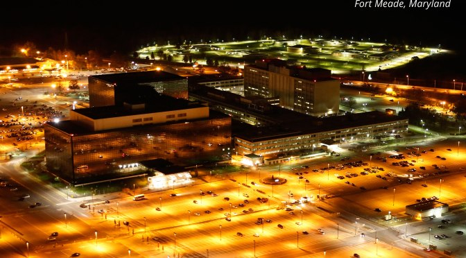 "NSA WILL CONDUCT A ""FALSE FLAG"" ATTACK UPON THE POWER GRID"