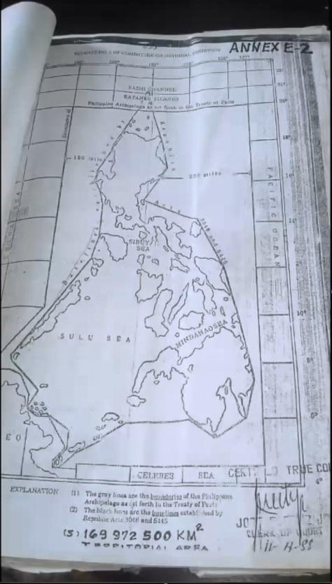 Lost Kingdom of Maharlika Philippine-map