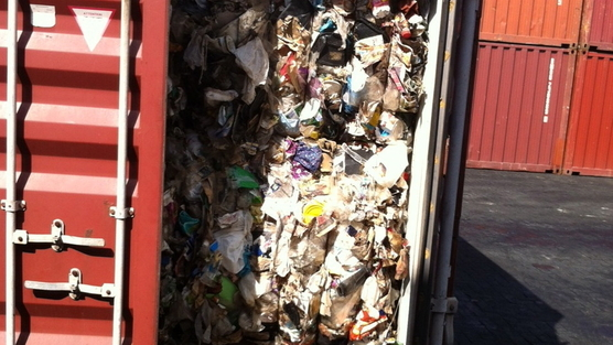 Canada Exports Toxic Garbage to Philippines