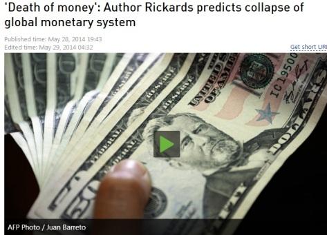 death of money
