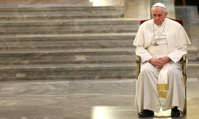 Pope's Health: A Distraction [ITCCS]
