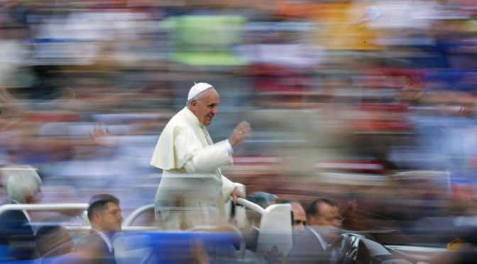 Pope Francis Takes Leave of Absence Amid Trial