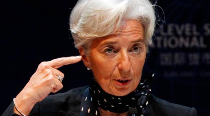 Seven by Christine Lagarde