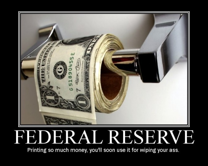 Federal Reserve is Dead; USA Corp No More; RV is On