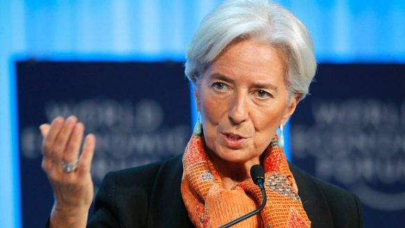 IMF Lagarde: Most Dangerous Woman Alive?