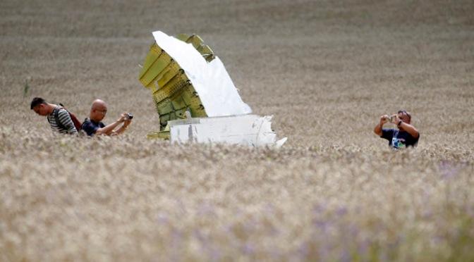 Inconsistent Reactions: Flight MH17 & Gaza