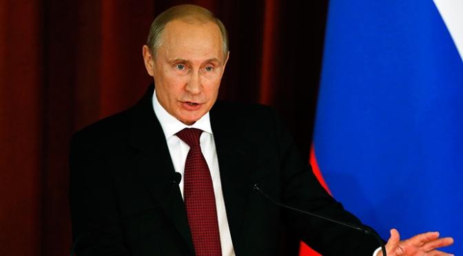 Bankers Want GM Putin's Head