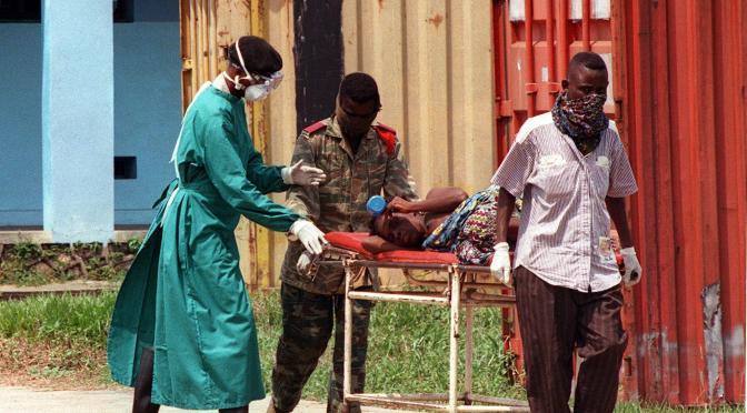 RECYCLING FEAR: Ebola Nightmare