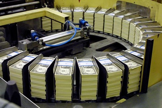The Banking Secret that neither Economists nor Laypeople Know Printing-money1