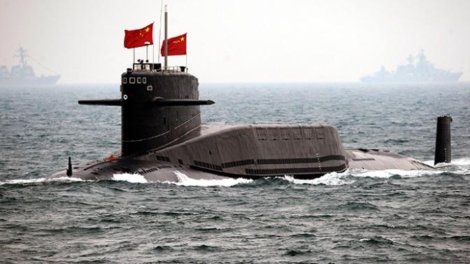Shadow War: China vs. United States, Inc.