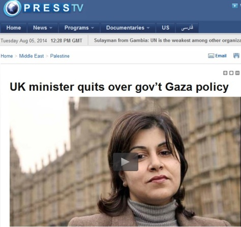 uk minister quits