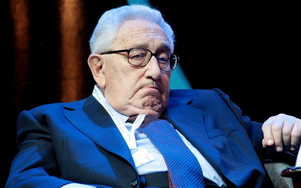 New World Order in Chaos [Kissinger]