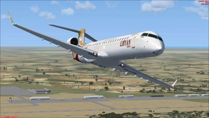 12 Jetliners Stolen in Libya, West Intel Warns Attacks On US  Soil