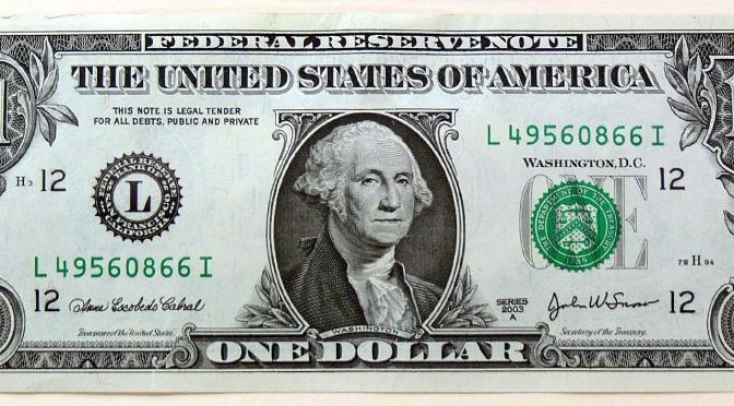 Dethrone King Dollar