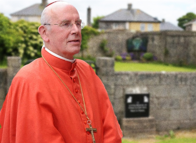 Breaking: Ireland Cardinal Resigns After Exposè [ITCCS]