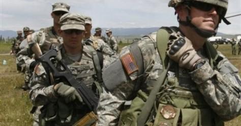Georgia NATO Military Exercises