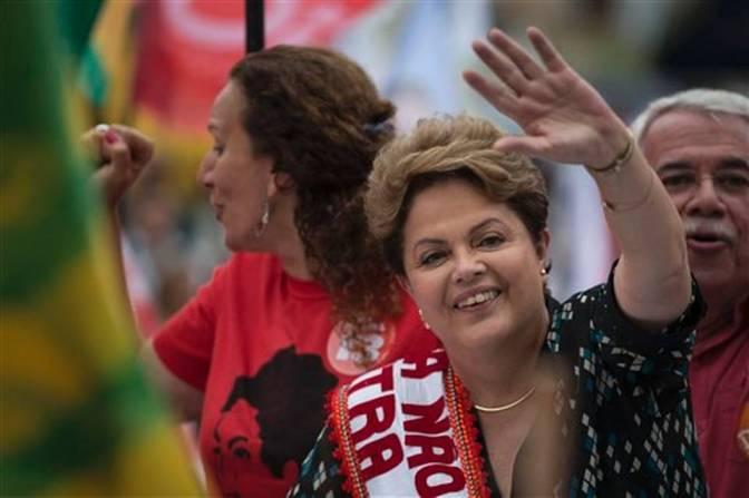 Brazil's Poor Majority Reelected Rousseff