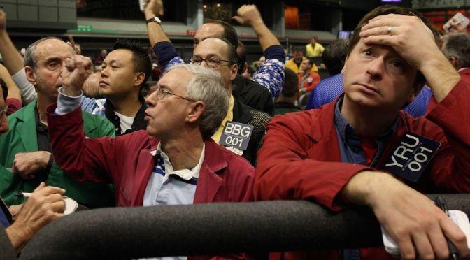 Stock Market Has Zero Confidence on Federal Reserve