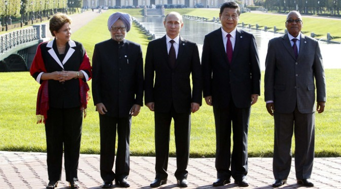 THE MORAL SUPERIORITY OF BRICS