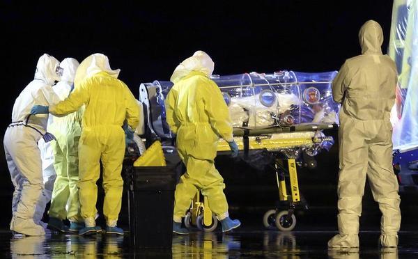 Ebola: Cabal's Last Card?